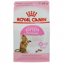 Royal Canin (Роял Канин) киттен стерилайзд для котят 0,4кг