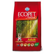 Farmina ECOPet NATURAL ягенок мини 12 кг