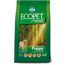 Farmina ECOPet NATURAL для щенков 12 кг
