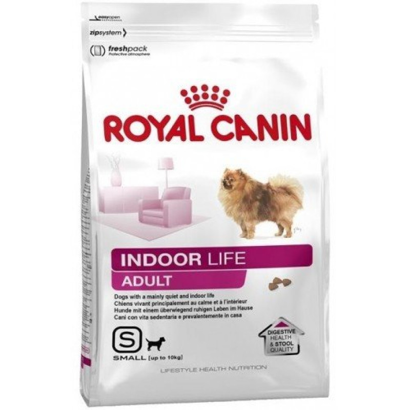 Royal Canin (Роял Канин) Индор Лайф adult 3кг