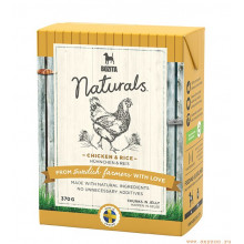 Bozita Naturals Tender Chicken Junior консервы 370гр
