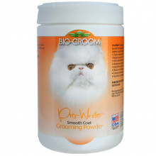 Bio-Groom Pro White Smooth пудра мягкая 178 мл