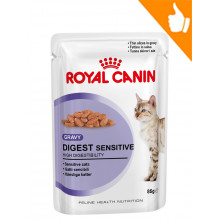Royal Canin (Роял Канин) Дайджест Сенситив консервы для кошек 85гр (пауч)