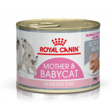 Royal Canin (Роял Канин) Мазер энд Бебикэт (Мусс) для котят от 1 до 4 месяцев 195гр