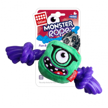 GiGwi Игрушка для собак MONSTER ROPE Монстр с веревками