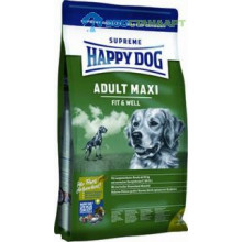 Happy Dog (Хэппи Дог) (Happy Dog) Maxi adult ФитВел сухой корм для собак крупных пород от 26кг 15 кг