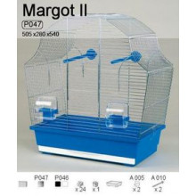 Inter-Zoo (Интер Зу) Клетка для птиц MARGOT II 505