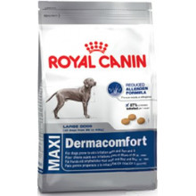 Royal Canin (Роял Канин) сухой корм для собак Макси Дермакомфорт-25 для собак склонных к кожным раздражениям и зуду 14кг