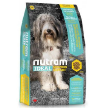 Nutram Ideal Sensitive Dog - Skin, Coat & Stomach корм сухой для собак с проблемами ЖКТ кожи и шерсти 2,72кг